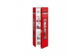 Liebherr CNsl43c3 London TelephoneBox NoFrost Ψυγειοκαταψύκτης